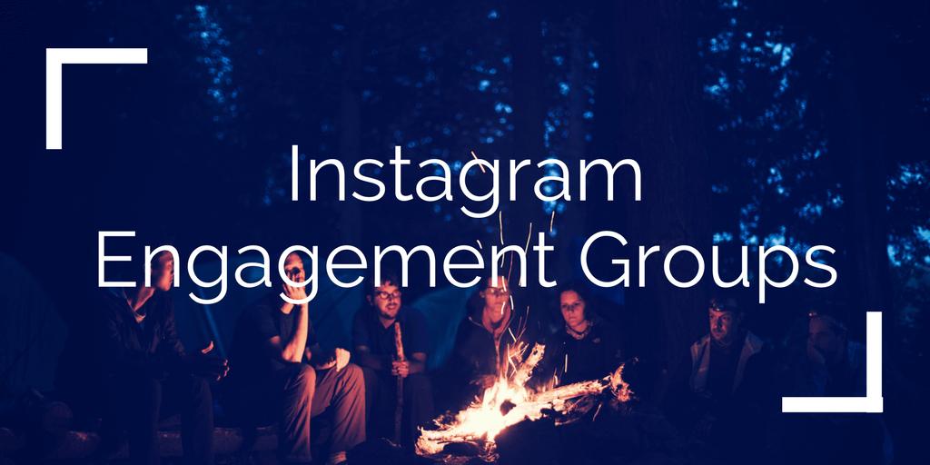 instagram engagement groups